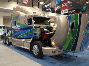 Kenworth making steps to future of clean energy